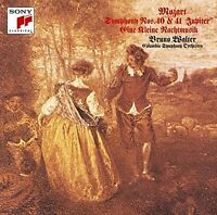 Mozart / Bruno Walte - Mozart: Symphonies 40 & 41 Jupiter [new Cd] Blu-spec Cd 2 on sale