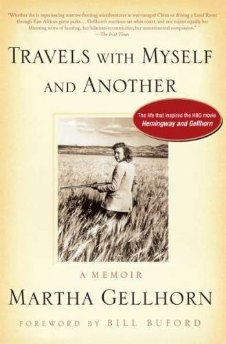 Travels with Myself and Another: A Memoir, Gellhorn, Martha, Acceptable Book