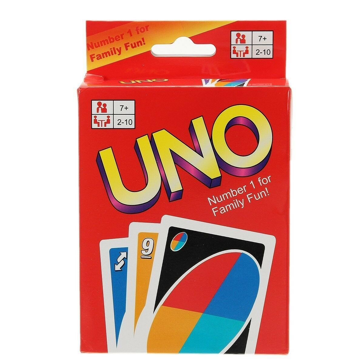 Fun UNO Card Game 108 Playing Cards.Wholesale Stock ( 30 Uno Card Game units)