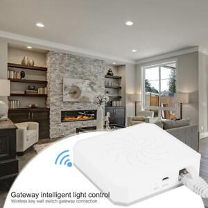 Tuya-Gateway-Smart-Light-Control-ZigBee-Wireless-Button-Key-Wall-Switch-Devices
