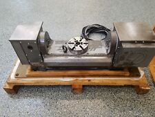 Used Haas Tr 160 Brushless Trunnion Sigma 1 Rotary Table Indexer 4th Amp 5th Axis