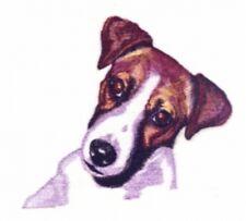 Embroidered Fleece Jacket - Jack Russell Terrier BT4473 Sizes S - XXL