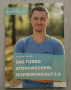 Neu Turbo Stoffwechsel Homeworkout 2.0 von Jasper Caven..
