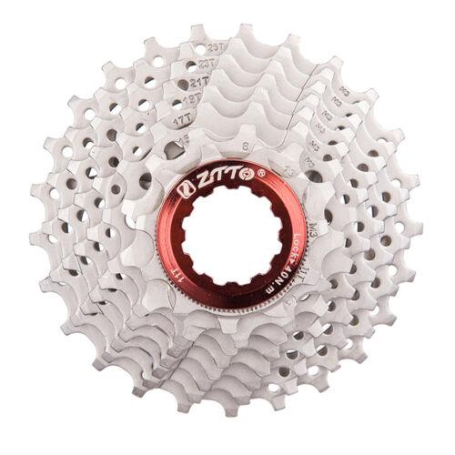 Bike Bicycle Freewheel Cassette 8 Speed 11-25T Sprockets Flywheel