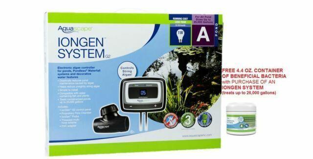 Aquascape Iongen Electronic Algae Control System For Pond For Sale Online Ebay