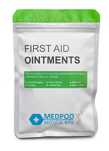 First Aid Ointments / Refill For First aid kits - MedPod