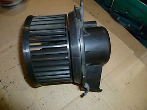 PEUGEOT 206 GTI 180 CC RC HDI HEATER BLOWER MOTOR FAN CLIMATE CONTROL MODELS XSI