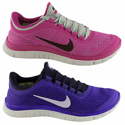 NIKE FREE 3.0 V5 WOMENS/LADIES SHOES/RUNNING/ATHLETICS/RUNNERS/SNEAKERS/TRAINERS