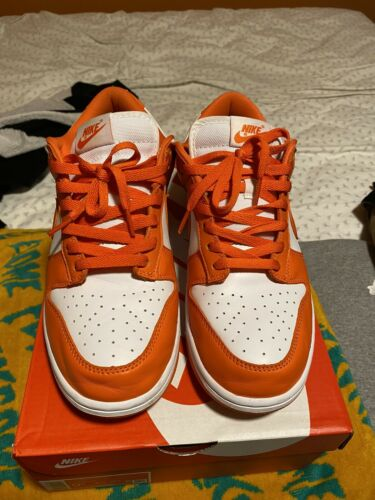 Size 9.5 - Nike Dunk Low Retro SP Syracuse 2020