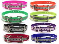 Sparky Dog Reflective 1 Replacement Big Dog 8 Colors Straps Waterproof Strong