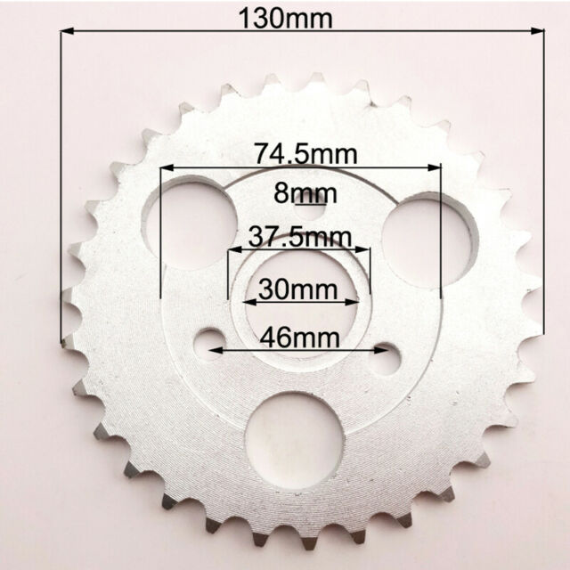 Rear Drive Chain Sprocket 420 31 Tooth 30mm For Monkey Bike Z50A Z50 Z50R Z50J