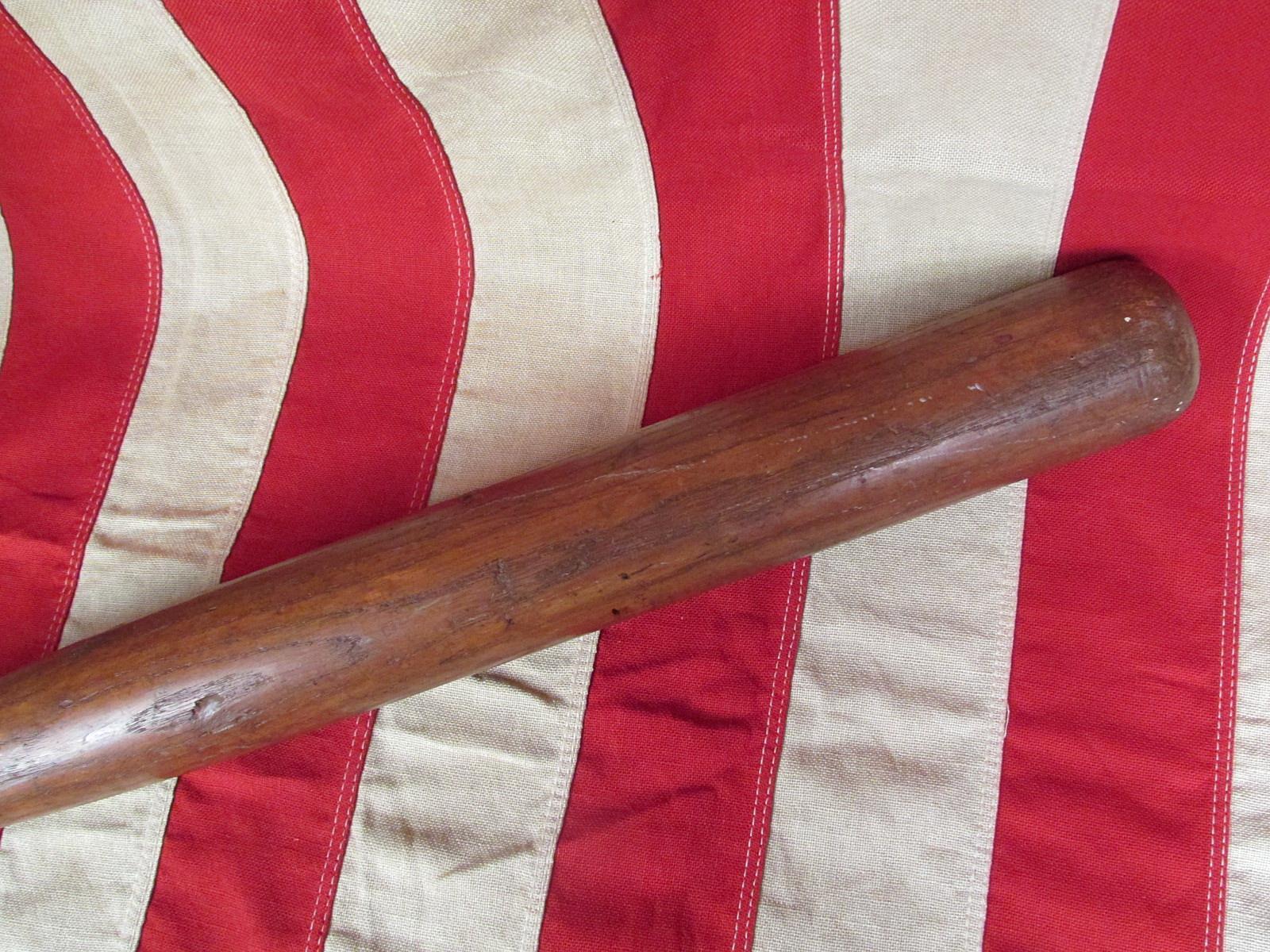 Vintage Jc Higgins No.1720 Früh Holz Baseball Schläger Schläger Baseball 34
