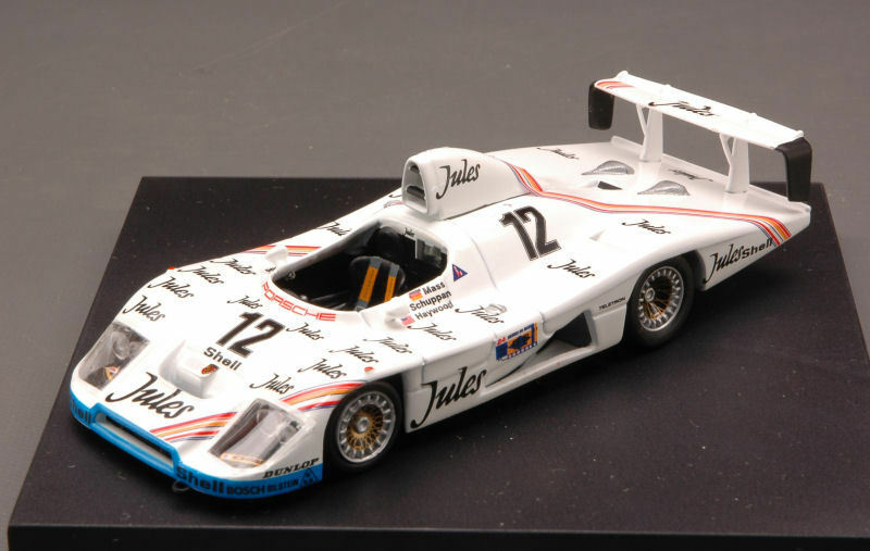 Porsche 936  12 12th Lm 1981 J. Mass   V. Schuppan   H. Haywood 1 43 Model