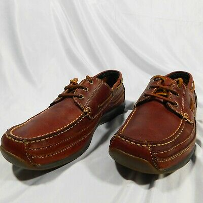 Mens Thom McAn Mooring Boat Shoes Style