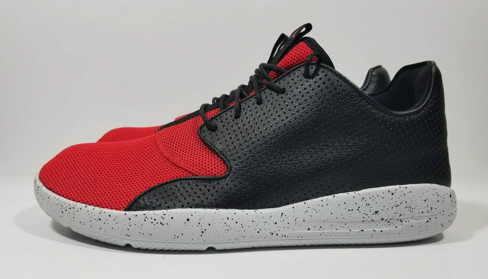 save off 568e7 38000 ... new style nike shoes air jordan eclipse mens basketball shoes nike black  red multi sizes 71ff08