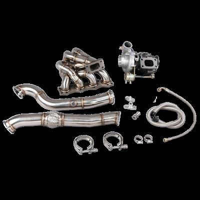cciyu Stainless Steel Exhaust Manifold Kit Fits 1990-1993 Mazda Miata