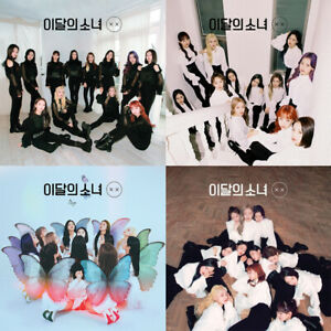 MONTHLY-GIRL-LOONA-x-x-Repackage-Album-CD-POSTER-Photo-Book-Card-K-POP-SEALED