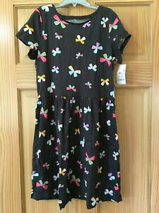 NWT Carter/'s Floral Dress Girls Yellow Size 6//6x,7,8,10,12,14