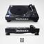 Technics-Logo-Decal-Sticker-SL-1200-SL-1210-MK2-MK3-Turntable-Record-Box thumbnail 1