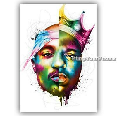 Biggie Smalls The Notorious B.I.G Poster A4 A3 A2 Available A5