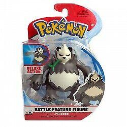 Nueva función de Batalla Pokémon Wicked Cool Juguetes Figur-PANGORO