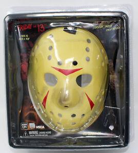 Neca Friday The 13th Part 3 Jason Mask Prop Replica 634482397794 Ebay