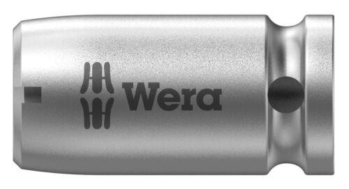 """Wera Bit-Adapter 1//4/"""" für 1//4/"""" Bits 25mm 05042605001"""