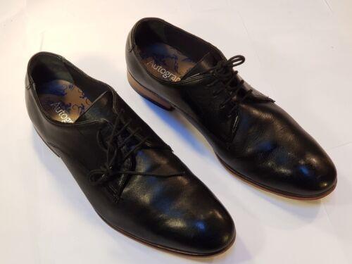 9 Lace Black Autograph Leather s Uk Size Up Vgc M Shoes wxSz7qq