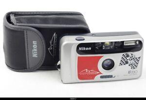 NIKON AF 230  camera Michael Schumacher