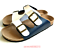 HOT-Women-039-s-Slide-Buckle-T-Strap-Cork-Footbed-Platform-Flip-Flop-Shoes-Sandals miniatura 20