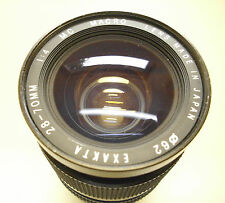 Teleobjektiv Exakta MC  28 -  70 mm 1:4 Canon  FD Anschluß