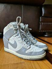 pretty nice 9bd07 eb799 item 4 NIKE Womens Dunk Sky Hi High Pale Grey Suede Wedge Shoe Sneakers SIZE  8.5 528899 -NIKE Womens Dunk Sky Hi High Pale Grey Suede Wedge Shoe  Sneakers ...