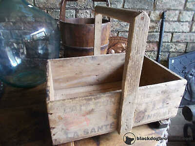 Architectural French Trug Basket Prop Display Ref T20/26 Cleaning The Oral Cavity. Home Organization