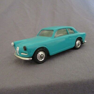 Buy Cheap 213f Vintage Norev 11 Alfa Romeo Giulietta Sprint 1300 Green 1:43 Agreeable To Taste Model Building Cars