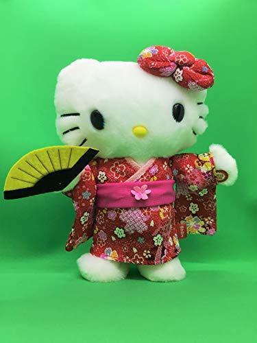 Dancing maie maie maie Hello Kitty Japanese Stuffed doll 08d9f7