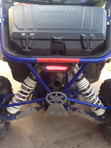 YAMAHA YXZ 1000 2016 2017 2018  2019 BLUE TAIL LIGHT