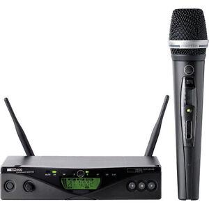 new akg wms 470 d5 wireless handheld microphone system make offer auth dealer ebay. Black Bedroom Furniture Sets. Home Design Ideas