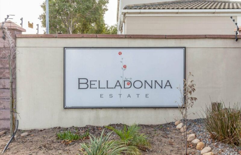 Special: Semi-Detached and Free Standing Homes: Bella Donna Estate