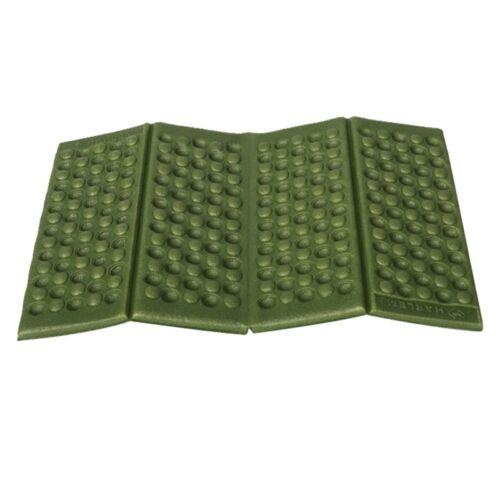 Outdoor Picnic Folding Portable Seat Cushion Seat Pad Mat Camp Pad NEW