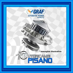 Graf PA1124 Raffreddamento Motore
