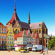 ROSTOCK Hotel Die Kleine Sonne 3 Tage für 2 Ostsee Kurzreise Hotelgutschein
