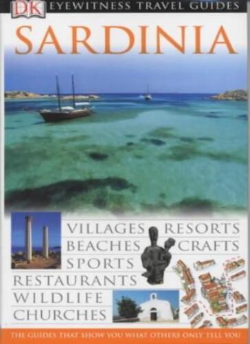 1 of 1 - Sardinia (DK Eyewitness Travel Guide),Fabrizio Ardito