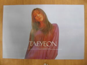 TAEYEON-SNSD-GIRLS-039-GENERATION-Purpose-Ver-B-OFFICIAL-POSTER-NEW-K-POP