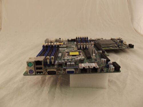 Supermicro X8DTU-F Server Board Dual Intel CPU LGA1366 12x DDR3  N1 M