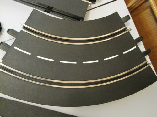 CARRERA EVOLUTION 1//60 Curve TRACK   1//32 Slot Car   60 Degree Turn
