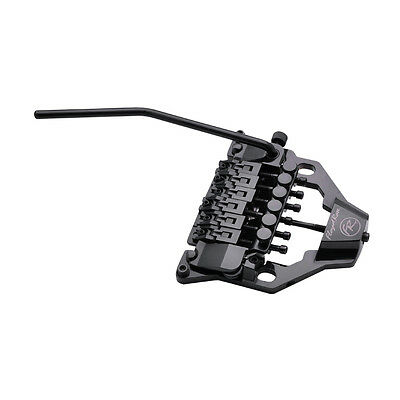Floyd Rose FRX Top Mount Tremolo Kit Nickel with locking nut FRTX04000 NEW
