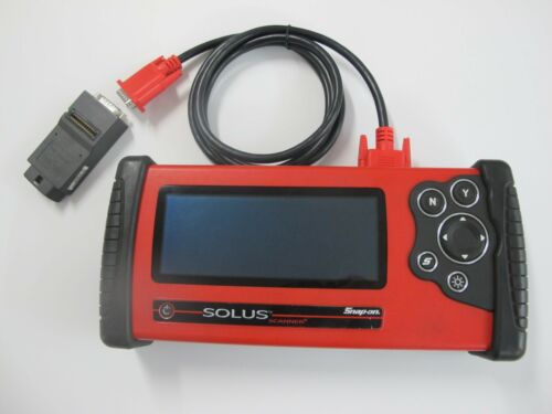 EAX0066L50A MAIN DATA CABLE LEAD Snap-On SOLUS /& SOLUS PRO Scanner OBD1 OBD2 6FT