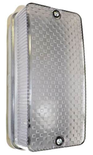 Bulb Not Included Eterna BHMB100 100W Cast Aluminium Bulkhead Light