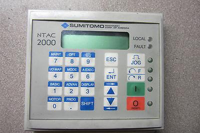 Parker Ntac 2000 Keypad For Vfd/'s