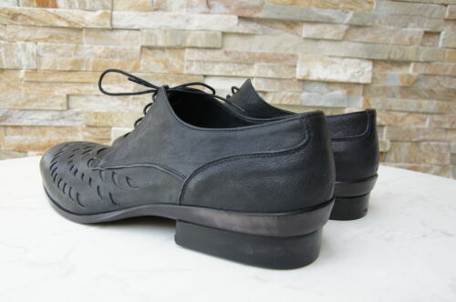 Previously Size up Richmond Shoes 9 43 Lace John Loafers New Anthracite vAqSPO